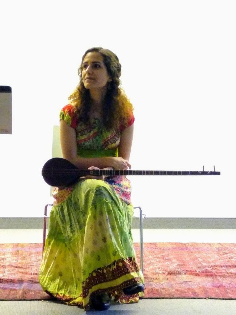 Sheida Kharazi
