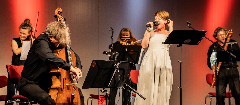 lautten compagney Berlin mit Hanna Herfurtner